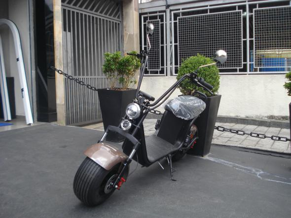 Foto Scooter Wayy S1